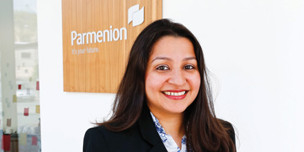 Hargreaves's Meera Hearnden returns with Parmenion role