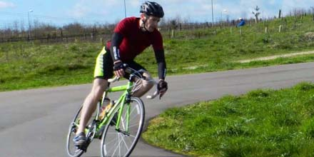 London to Paris 2014 rider profile: Investec's Paul Palmer