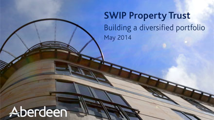 Building a diversified portfolio – SWIP Property Trust from Aberdeen