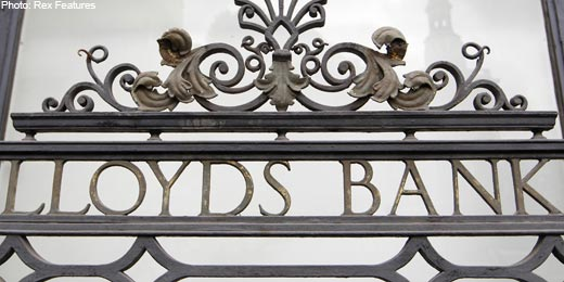 Lloyds hit with £217 million fine over Libor manipulation