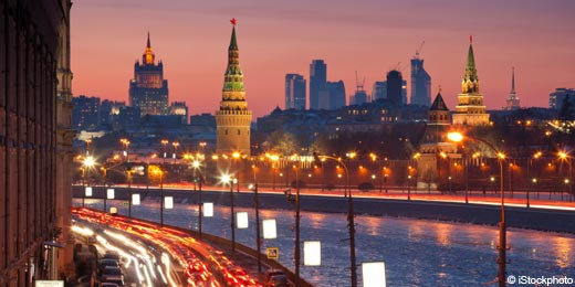 Russia: the most divided market on earth