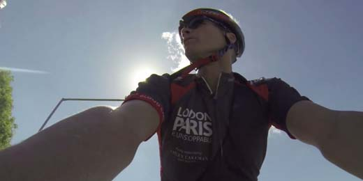 Brewin Dolphin sponsors London 2 Paris charity cycle ride
