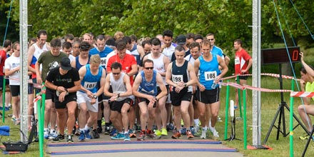 Citywire 10k: all the action from Regent's Park