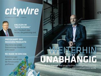 Citywire Deutschland Magazine