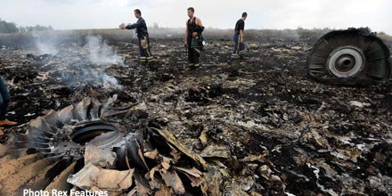 Week Ahead: investors await answers over Ukraine plane crash