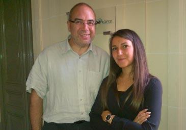 Avec Philippe Douillet de Hixance 360 Asset Management, Paris