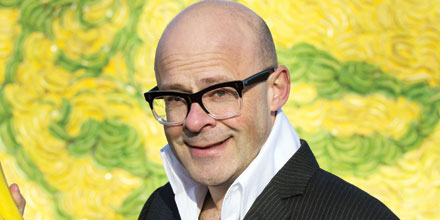 Glamp it up: how to live out your retirement like Harry Hill