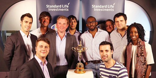 Ryder Cup makes historic trip to Citywire: photos