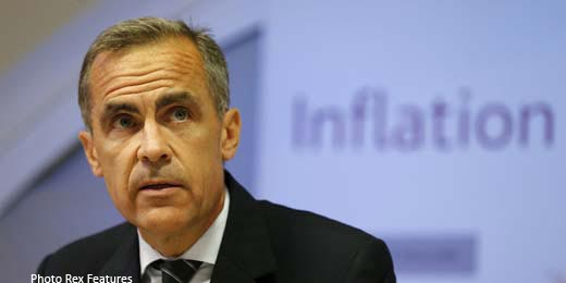 Carney dismisses claim of Brexit debate 'propaganda'