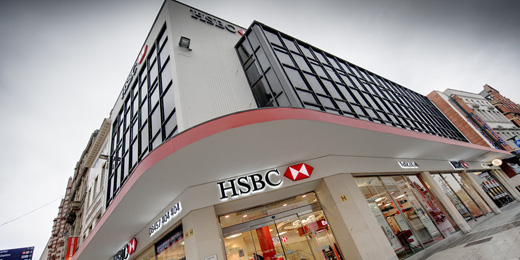 HSBC censured for 'bundling' small business loans