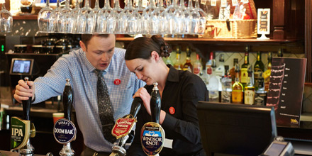 The Expert View: JD Wetherspoon, Aveva and GKN