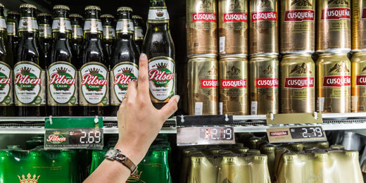 SABMiller surges after agreeing to AB InBev takeover