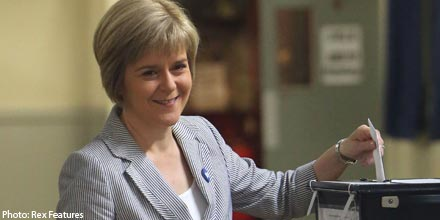 Scotland decides: the stocks to watch today