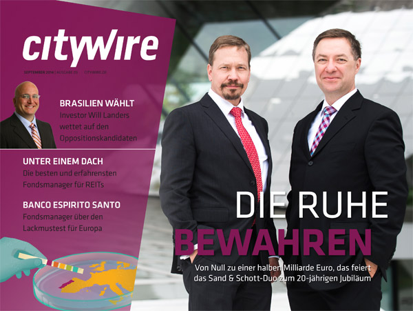 Citywire Deutschland Magazine Issue 3