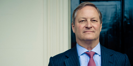 Profile: The adviser that tempted Robin Minter-Kemp on board