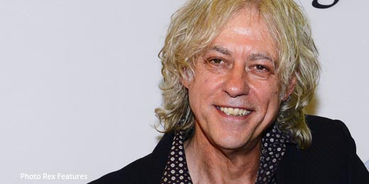 Bob Geldof: invest in Africa, not China