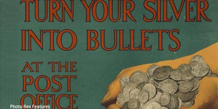 Finally! Government redeems First World War bonds