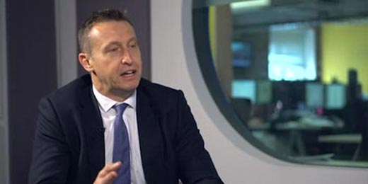 Invesco Perpetual's David Millar: why volatility is the new defensive