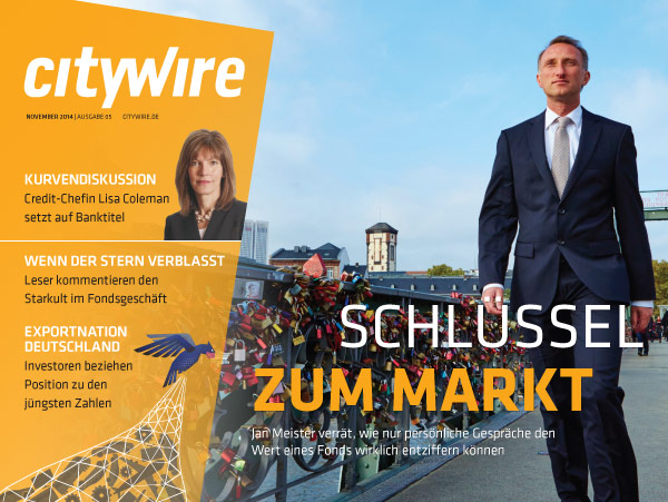 Citywire Deutschland Magazine Issue 5