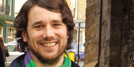 Fresh faces: Alex Holloran of Anthony Harding & Partners