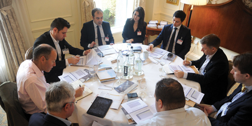 Citywire's Alternative Ucits Retreat caters to a multinational audience