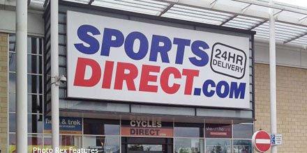 Sports Direct shock drags down FTSE amid US rates fears