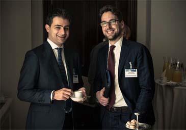Roberto Pensiero e Guido Lombardi a Citywire Italy 2014