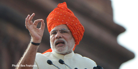 Modi soars through sentiment test, says Asia chief