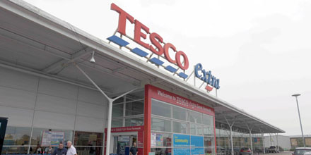 The Expert View: Tesco, Persimmon and DS Smith