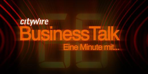 Business Talk: Eine Minute mit Michael Thaler