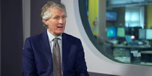 Tom Walker: we'll gear up if markets crash