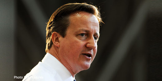 Cameron calls for 'crusade' to build more homes