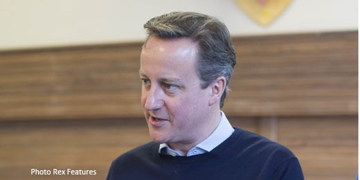 Cameron pledges to expose 'hidden' pension fees