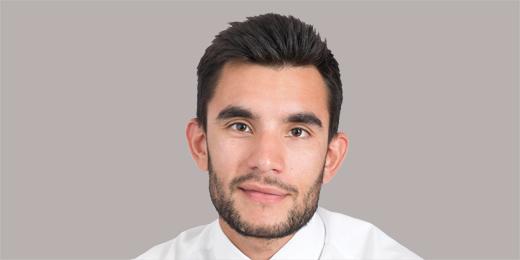 Ben Kumar: 7IM's first graduate hire