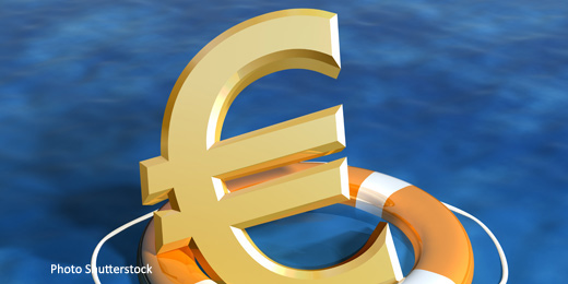 Bonkers! Bank deposit protection cut in euro crisis