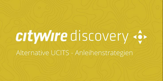 Citywire Discovery: Alternative UCITS - Anleihenstrategien