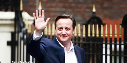 David Cameron to step down after 'Brexit' defeat