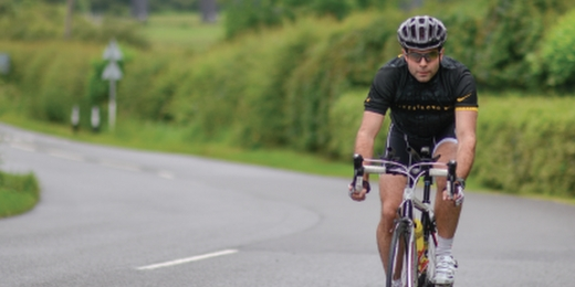 Jupiter Nocturne rider profile: Nick Kershaw