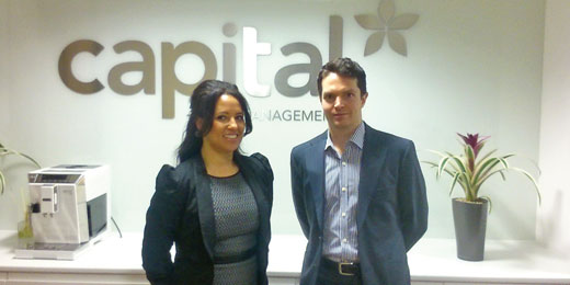 Fresh Faces: Paul Davies and Fiona Price of Capital AM