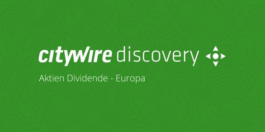 Citywire Discovery: Die geheimen Performer und großen Stars bei Europa Income