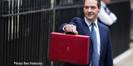 George Osborne to step down as MP