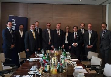 Hamburger Vermögensverwalter Roundtable, 2015