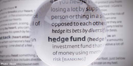 Wealth CIO makes contrarian bet on hedge funds