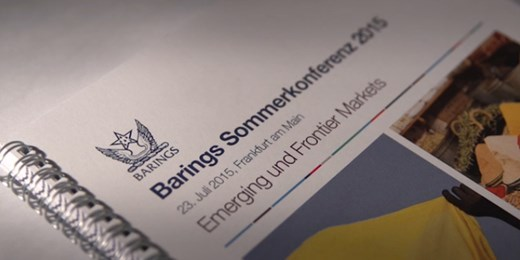 Global Emerging Markets - Barings setzt neue Akzente
