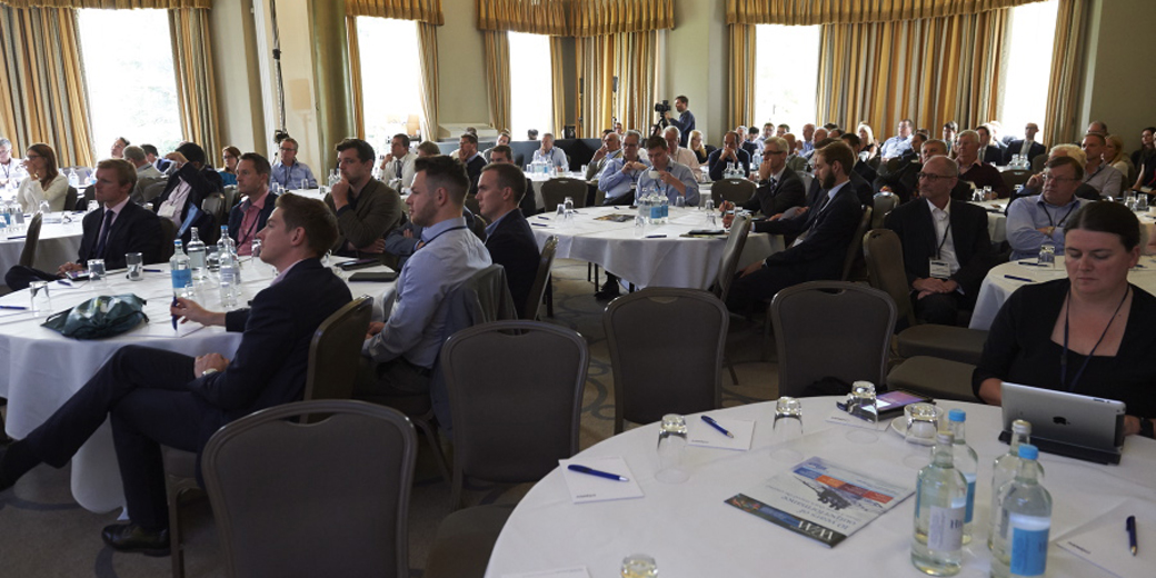 Citywire North: pictures from day 1 in Harrogate