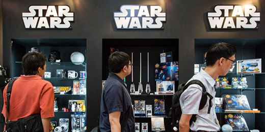 The force is strong: three stocks to tap the new Star Wars saga