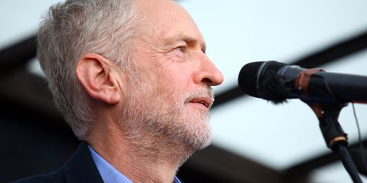 [ April 20, 2017 ] Jeremy Corbyn Promises to 'Overturn Rigged System' Main Story