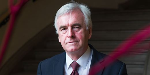 'No more Philip Greens' under Labour says shadow chancellor