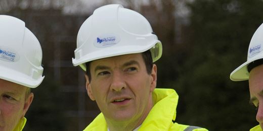 Osborne: landlord tax to pay for 400,000 new homes