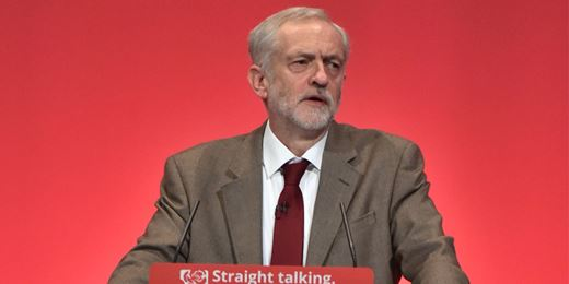Corbyn: Labour will 'not move goalposts' for pension age